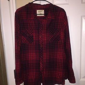 Plaid Flannel (plus size)